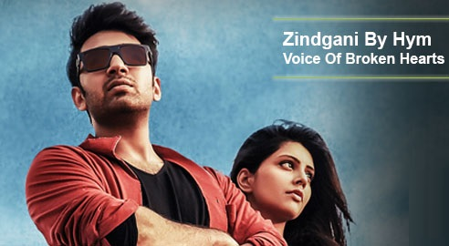 New Pakistani Songs 2016 Zindgani By Hym Voice of Broken Hearts Official Music Video