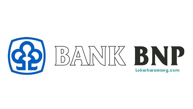 Lowongan Kerja PT. Bank Nusantara Parahyangan Tbk (Bank BNP) Karawang