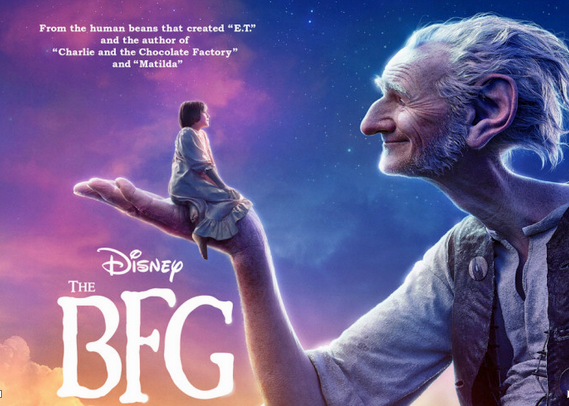 Crum on Showbiz: Although not great Spielberg, 'The BFG ...