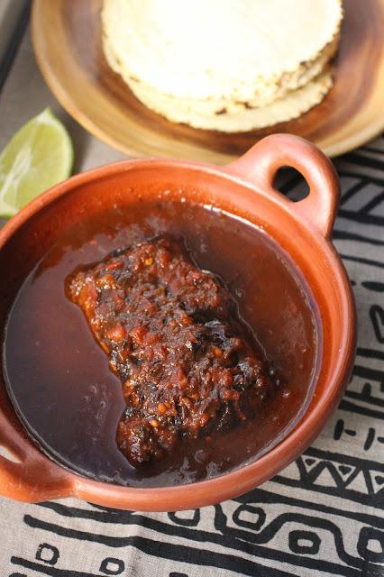 cuisson lente selle d'agneau mexique