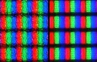 Кристаллический эффект на мониторах - примеры