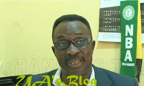 LAGOS LAND USE CHARGE: I Rejected A bribery Attempt, NBA Ikeja Chairman,Adesina Ogunlana, alleges