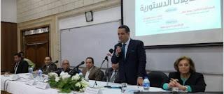 أمين تنظيم مستقبل وطن يلقي محاضرة عن أهمية مشاركة الشباب في التعديلات الدستورية بأكاديمية طيبة