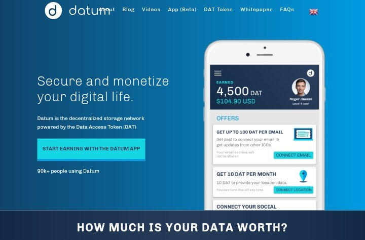 Datum DAT token reviews