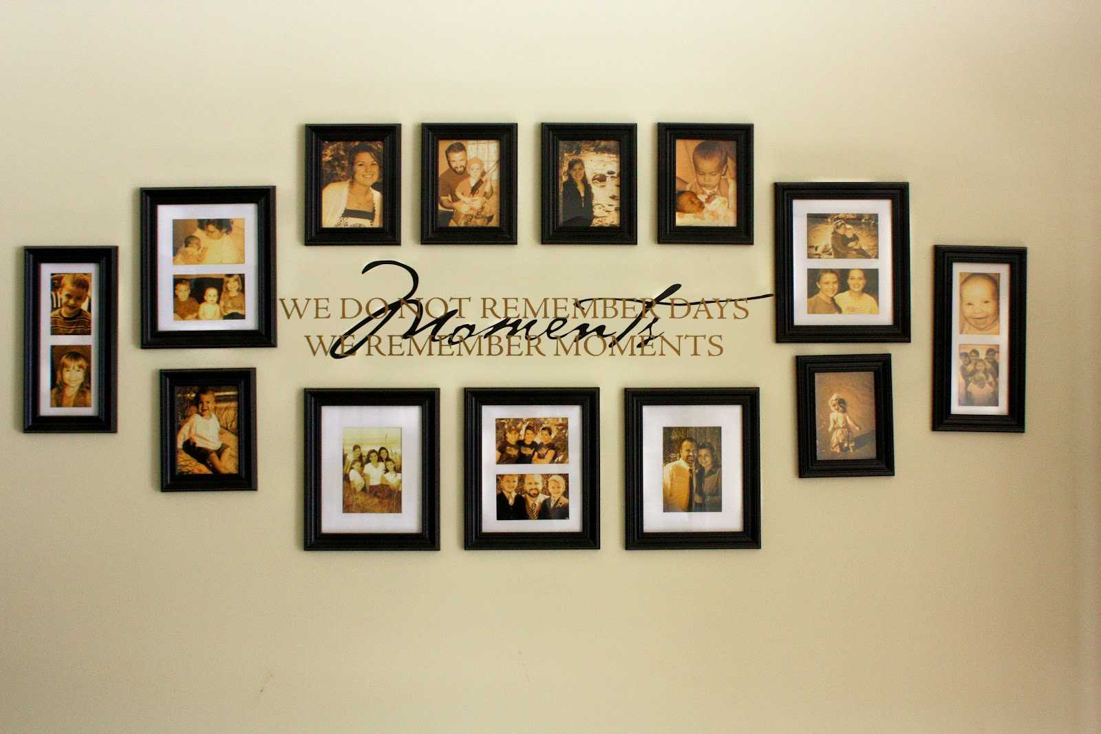 Dwell Of Decor: 50 Best Creative Ideas To Arrange Frames ...