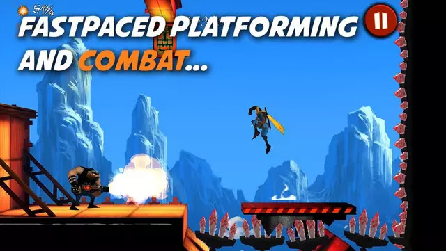 Shadow Blade Zero Apk