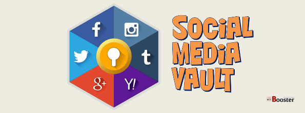 Social Media Vault - Protect Your Social Media Accounts From Hackers