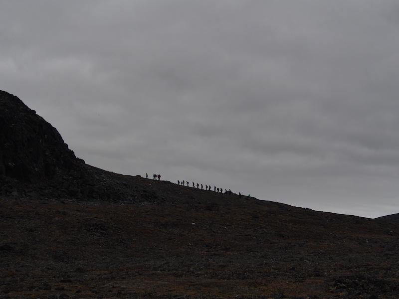 Huippuvuoret kokemuksia. Huippuvuorten matka.