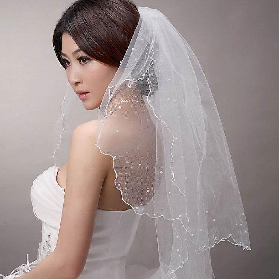 Wedding Hairstyles For Long Hair With Veil: Peinados De Novia Pelo Corto ¡15 Hermosos Look Juveniles
