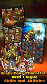Puzzle Guardians Apk v1.0.13 Mod (Immortal/One Hit)