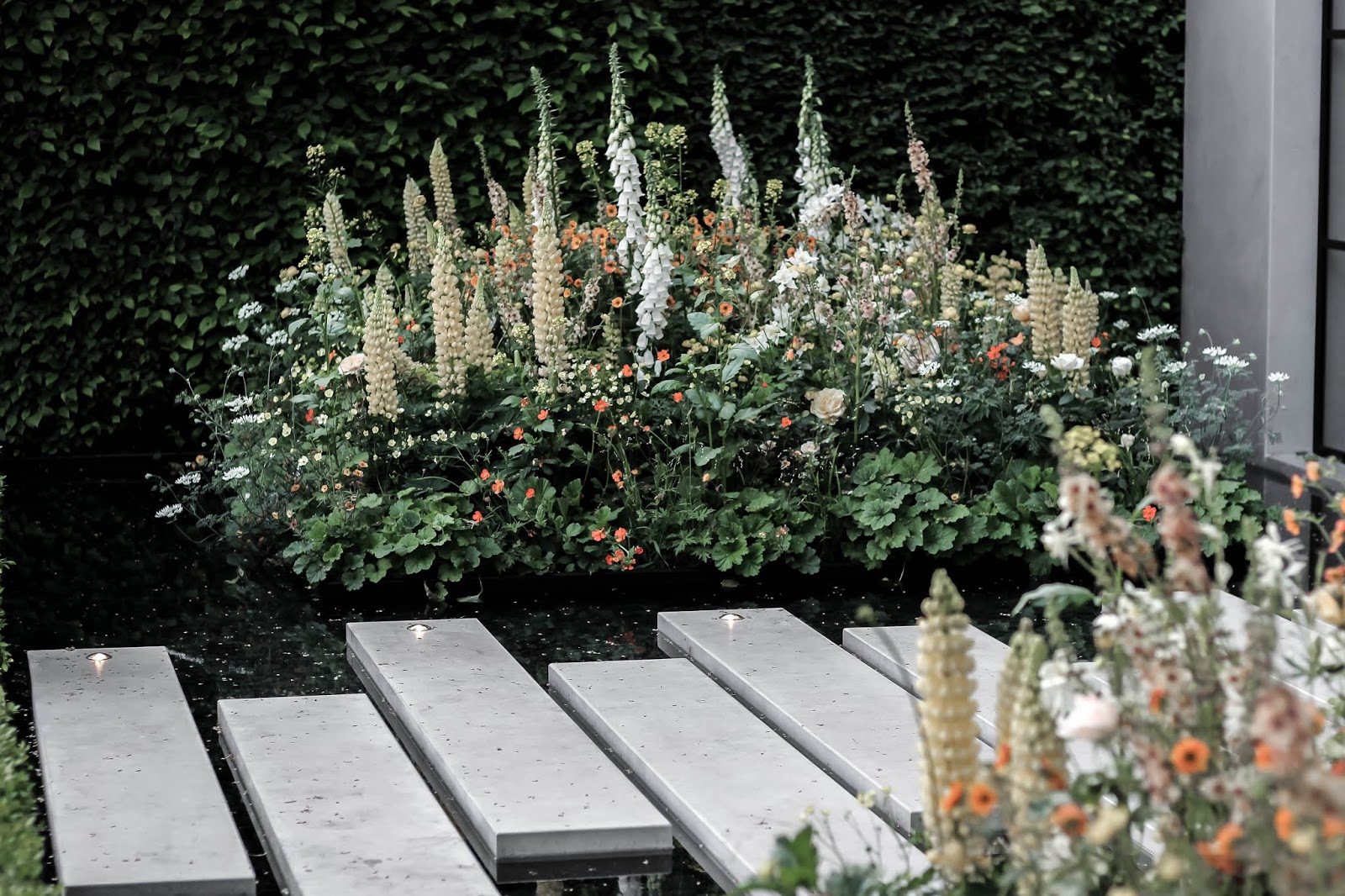 LG Eco-City Garden Exhibit Chelsea Flower Show 2018
