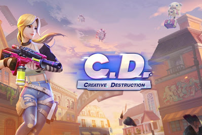 Creative Destruction v1.0.611 Uçma,Yere Girme Hile Mod Apk İndir