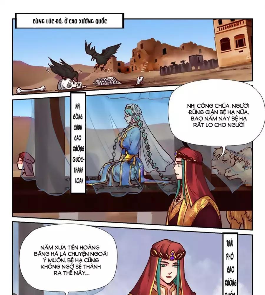 Luôn Có Yêu Quái Chapter 218 - Trang 9