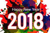 Gambar Tahun Baru 2018 - 14