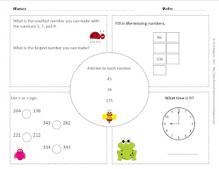 Classroom Freebies Too: 2nd Grade Common Core Math