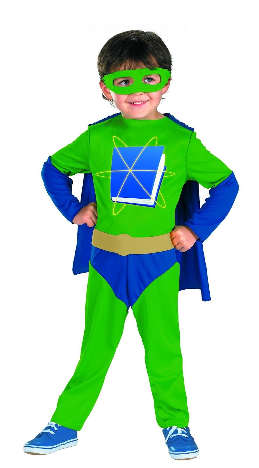 Superhero Costume Ideas for Kids : Let's Celebrate!