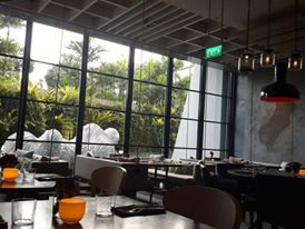 Sweet Time at Adrift by David Myers, Marina Bay Sands