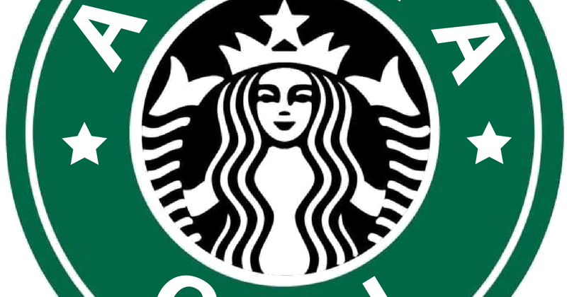 Sorority STARBUCKS Logos!! // Digital Downloads - Laur ...