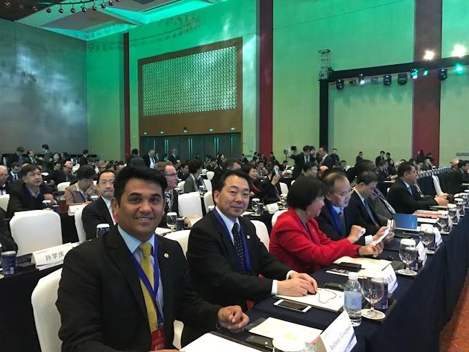 Wellington participa de Missão Internacional na China