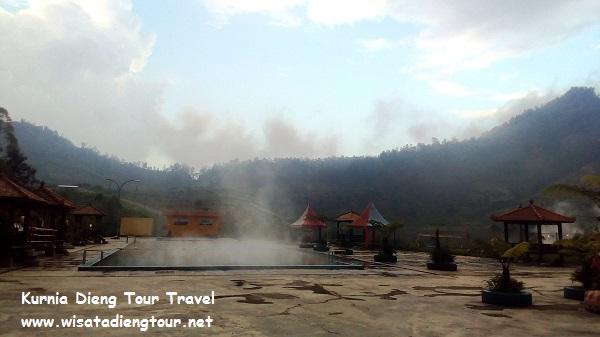 kolam utama air hangat di dqiano
