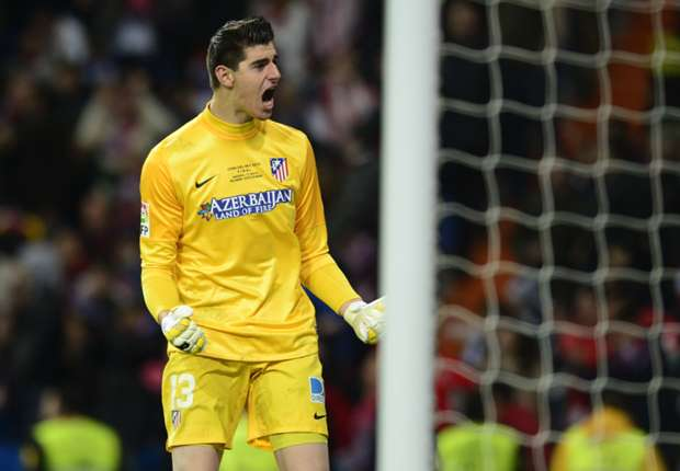 Courtois: I am among the five best goalkeepers in the world