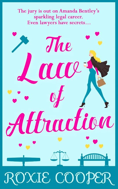 the-law-of-attraction, roxie-cooper, book