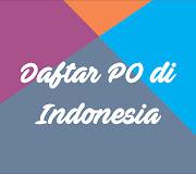 Kumpulan Nama PO Bus yang Ada di Indonesia Lengkap