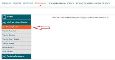 CARA TRANSFER INTERNET BANKING BNI KE BANK LAIN