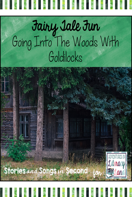 Fairy tales are so much fun! Students will love comparing and contrasting traditional and modern versions of Goldilocks using retelling stick puppets and Reader's Theater poetry!
