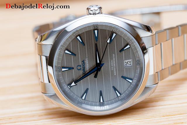 Omega Seamaster Agua Terra Master Chronometer 4