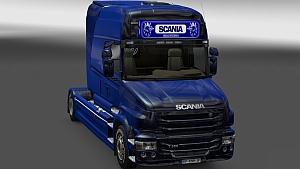 LightBox mod for Scania T