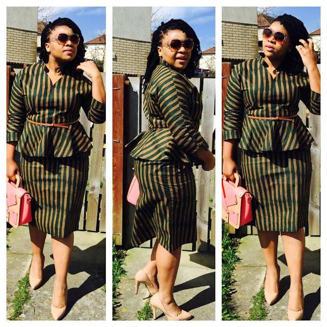 Sophie Mbeyu Blog: PENDEZA NA MITINDO/ MISHONO YA VITENGE