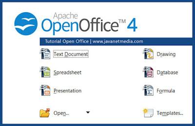 Open Office Solusi Hemat Perusahaan Anda | Logo Open Office