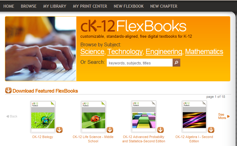 Free Textbook Downloads for Math and Science   Best Kids