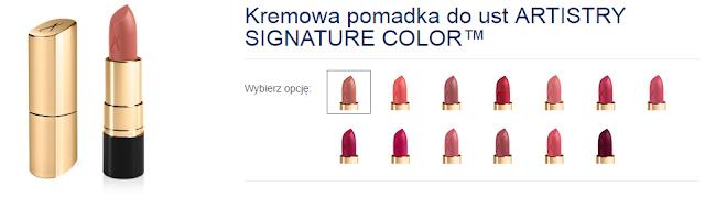 kosmetyki amway do makijażu blog
