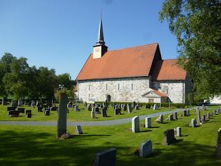 Iglesia de Stiklestad