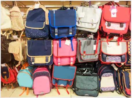 School Bag Manufacturing