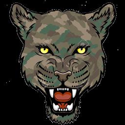 logo kucing panther
