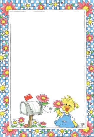 Papel Ilustrado Para Imprimir A Decorado