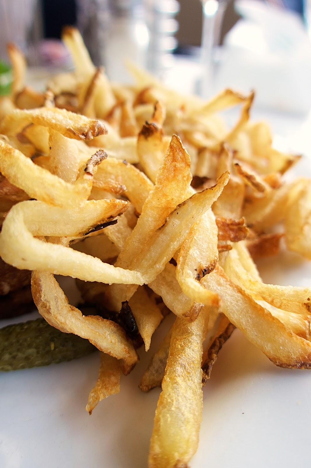 Mon Ami Gabi French Fries