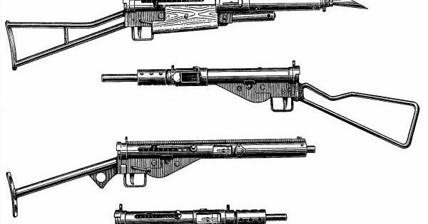 Firearms History, Technology & Development: The Sten Gun