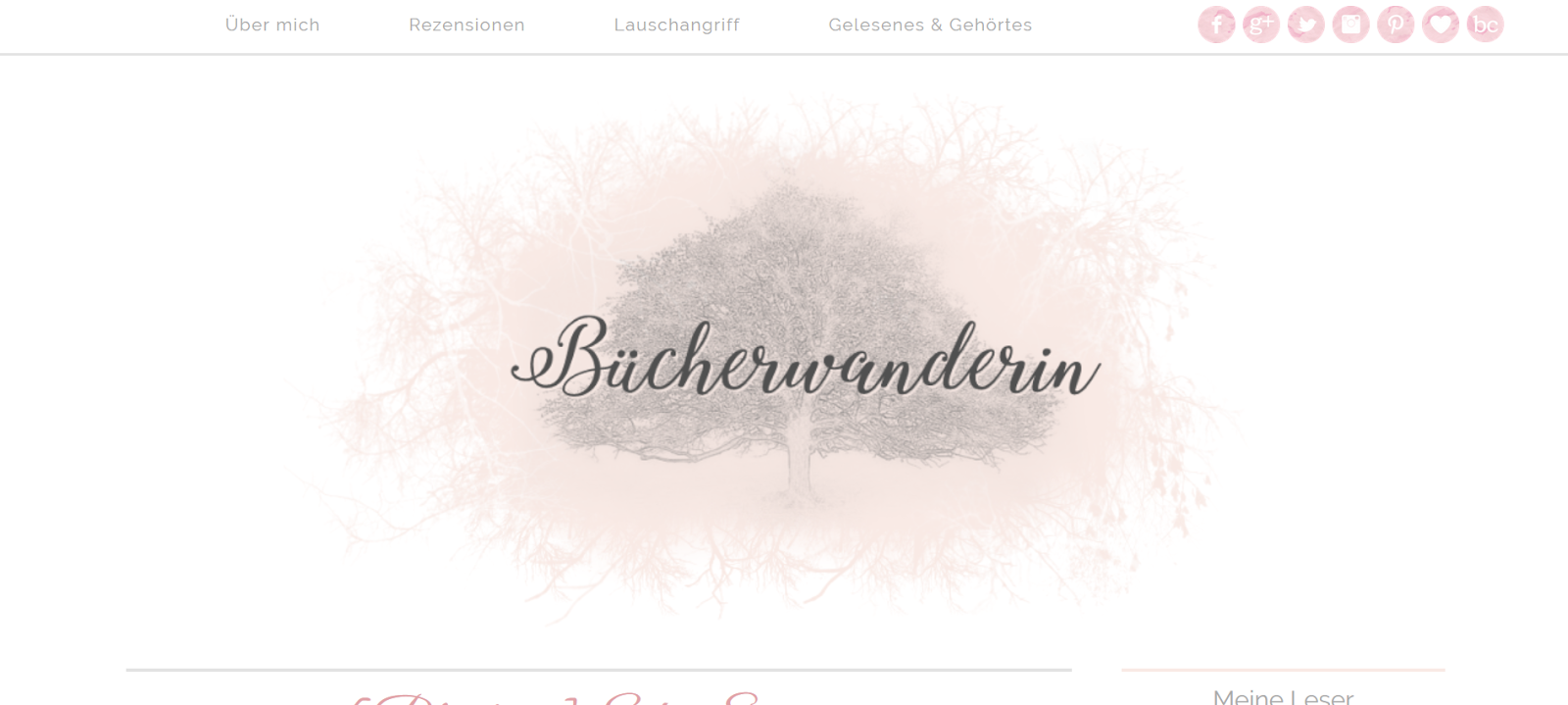 http://www.buecherwanderin.de/