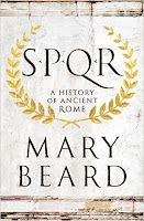 Libro SPQR de Mary Beard