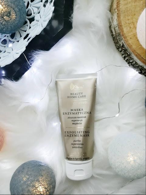 Ava, Beauty Home Care, Age Control, Maska enzymatyczna