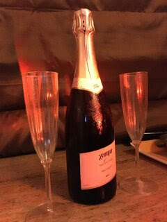 Wine Review- Zampa Soiree Brut Rose 2012
