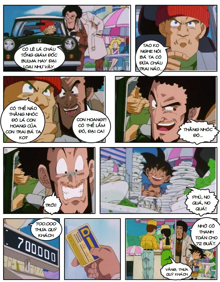 Dragon Ball GT chap 5 - Trang 4