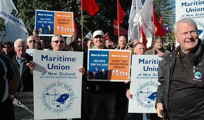 320 Ribu Pekerja Selandia Baru Dukung Hak Penentuan Nasib Sendiri West Papua