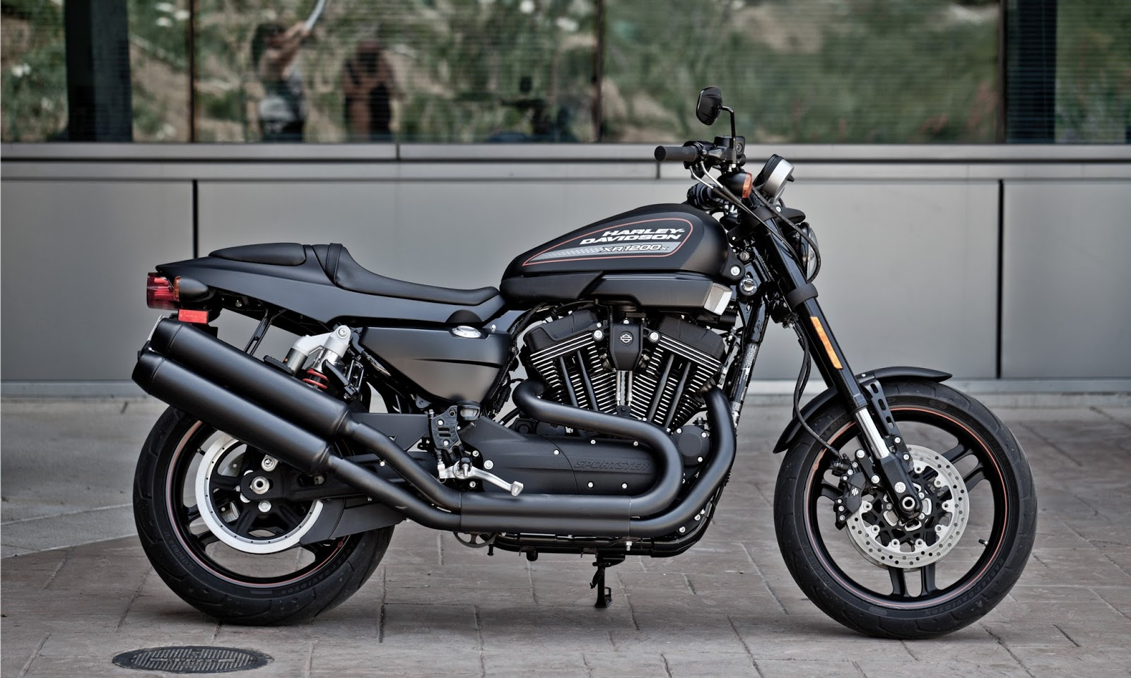 Harley Davidson XR1200X | HD Wallpapers (High Definition ...