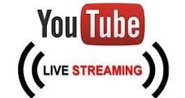 LIVE STREAM ON YOUTUBE CHANNEL 3:00 PM SUNDAY