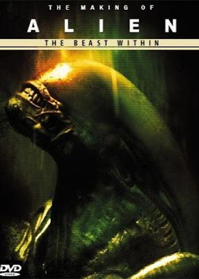 Documental La bestia interior Cómo se hizo Alien